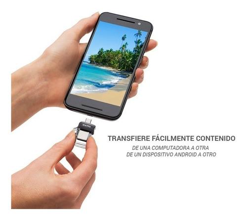 pendrive 64 gb sandisk otg ultra dual drive usb 3.0 original