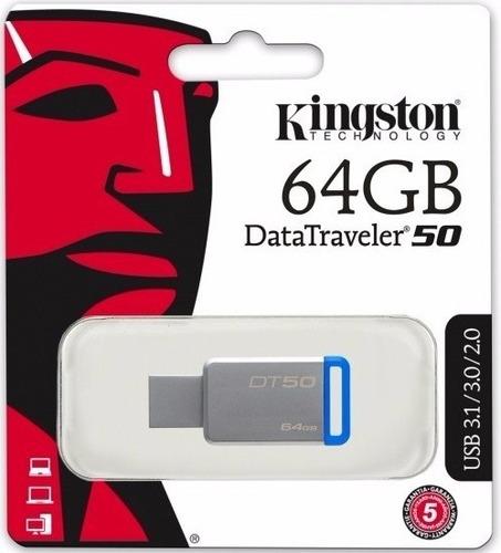 pendrive 64gb kingston usb3.0/usb2.0  100% original