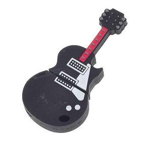 Pendrive 8gb Figura De Guitarra
