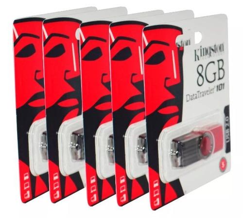 pendrive 8gb kingston usb 2.0 100% original
