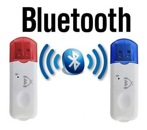 pendrive adaptador receptor via bluetooth áudio
