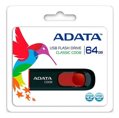 pendrive adata 64gb usb 2.0 memoria flash nuevo original