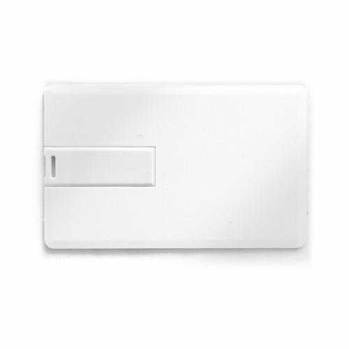 pendrive credit card 8 gb, pendrive tarjeta con logo impreso