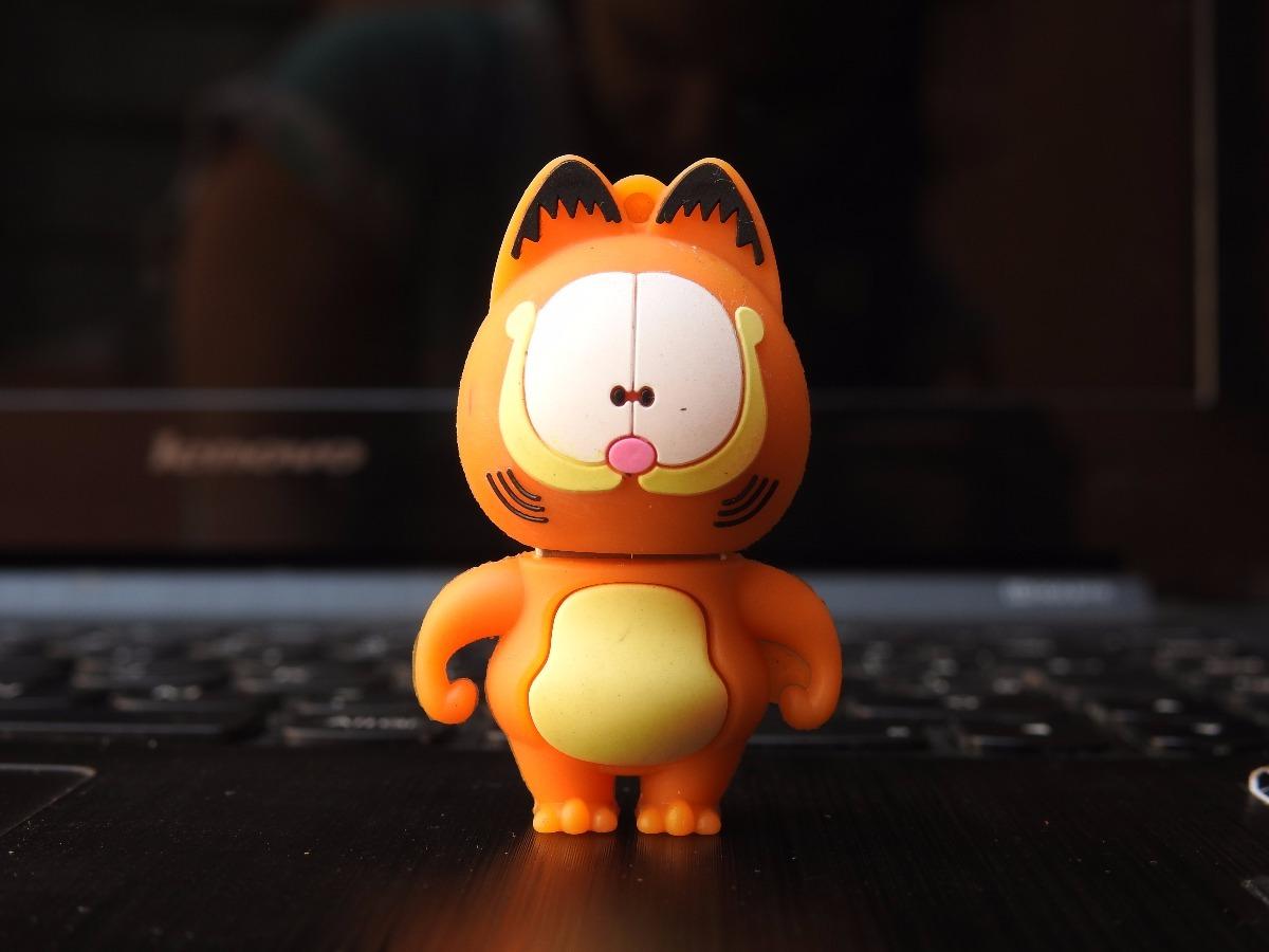 Pendrive Desenho Animado Garfield 16 Gb R 42 99 Em Mercado Livre