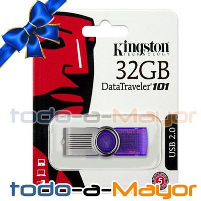 pendrive kingston 32gb totalmente original! super oferta
