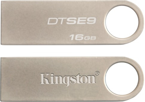 pendrive kingston datatraveler se9 16gb flash usb 2.0 nuevo