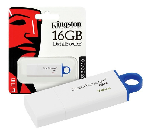 pendrive kingston datatraveler usb 3.1 usb 3.0 16gb elegante