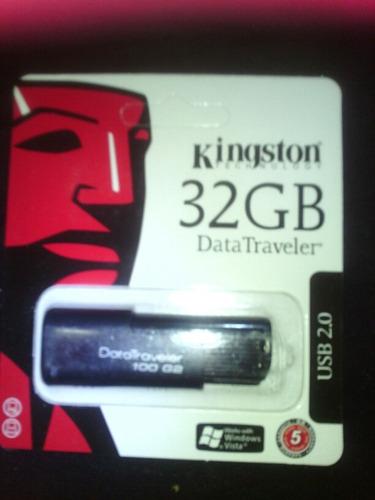 pendrive kingston de 32 gb (a partir de 3 unidades)