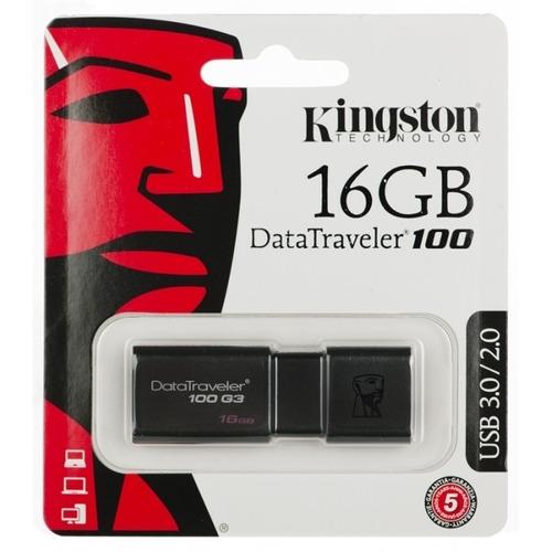 pendrive kingston dt100 16 gb usb 3.0