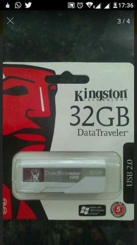 pendrive kingstone 32 gb