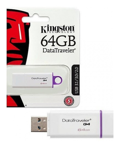 pendrive kinstong 64gb 100% original usb 3.0