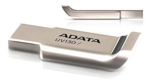 pendrive metalico 8 gb 2.0 uv130 - adata