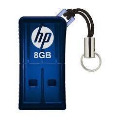 pendrive mini hp 8gb v165w 100% original