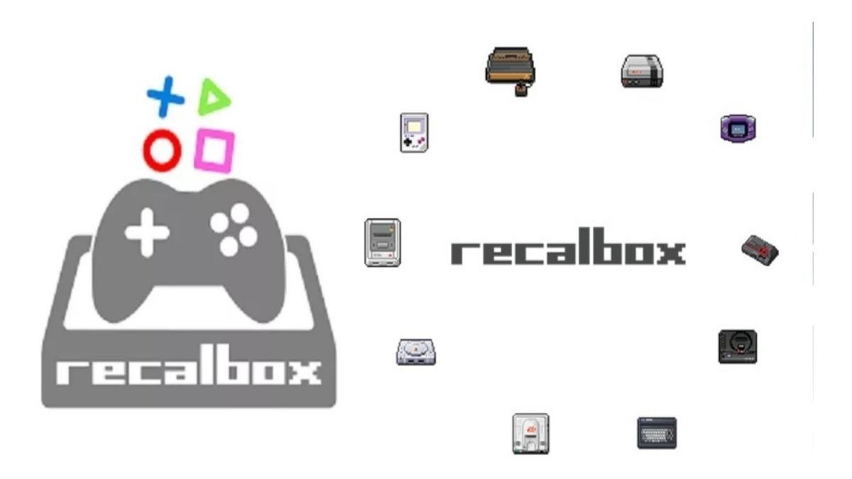 Pendrive Recalbox Pc 10 600 Jogos - Fliperama E 32 Sistemas