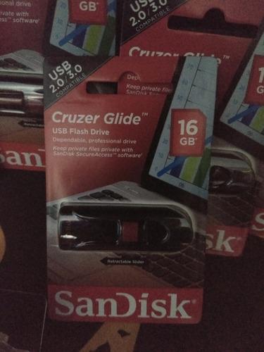 pendrive sandisk 16gb nuevos sellado oferta