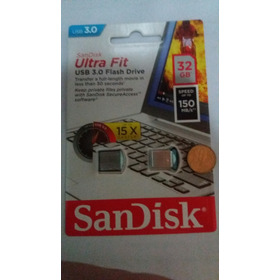 Pendrive Sandisk 32gb Ultra Fit Flash Drive