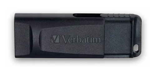 pendrive usb 16 gb verbatim slider retractil 98696 cba