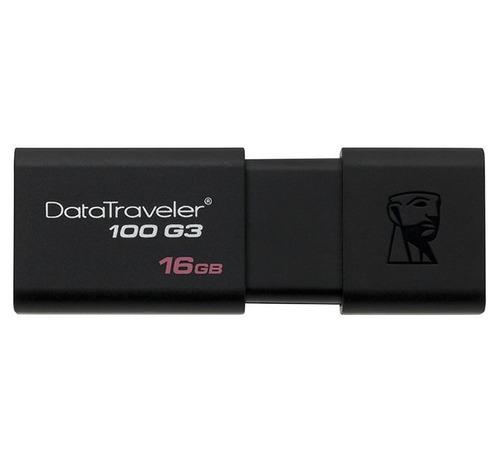 pendrive usb 16gb data traveler 3.0 original - kingston