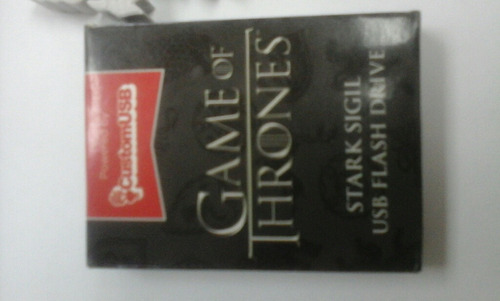 pendrive usb 4 gb game of trones oferta!!