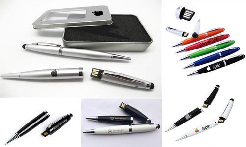 pendrives personalizados para empresas - merchandising logo