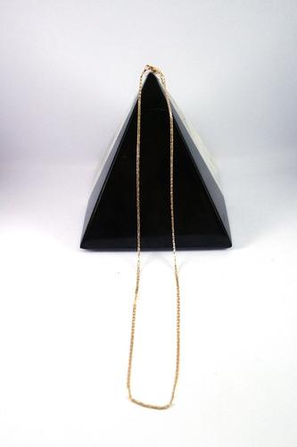 pendulo de cuarzo azul con collar piedra natural