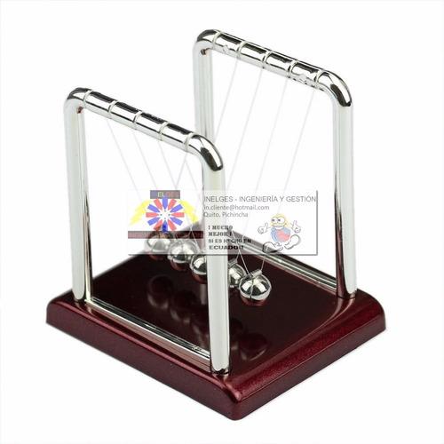 pendulo de newton  fisica ciencia - adorno de escritorio