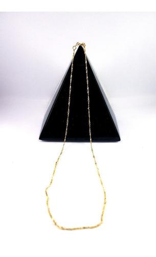 pendulo tipo bala de cuarzo verde con collar