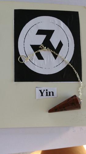 pendulos piedra natural.+ simbolo antahkarana calidad extra