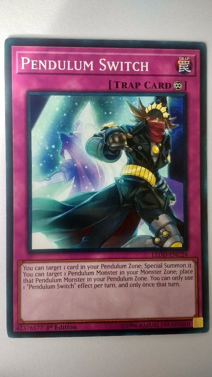Yu Gi Oh card-Weapon change Yu-Gi-Oh! Verzamelingen