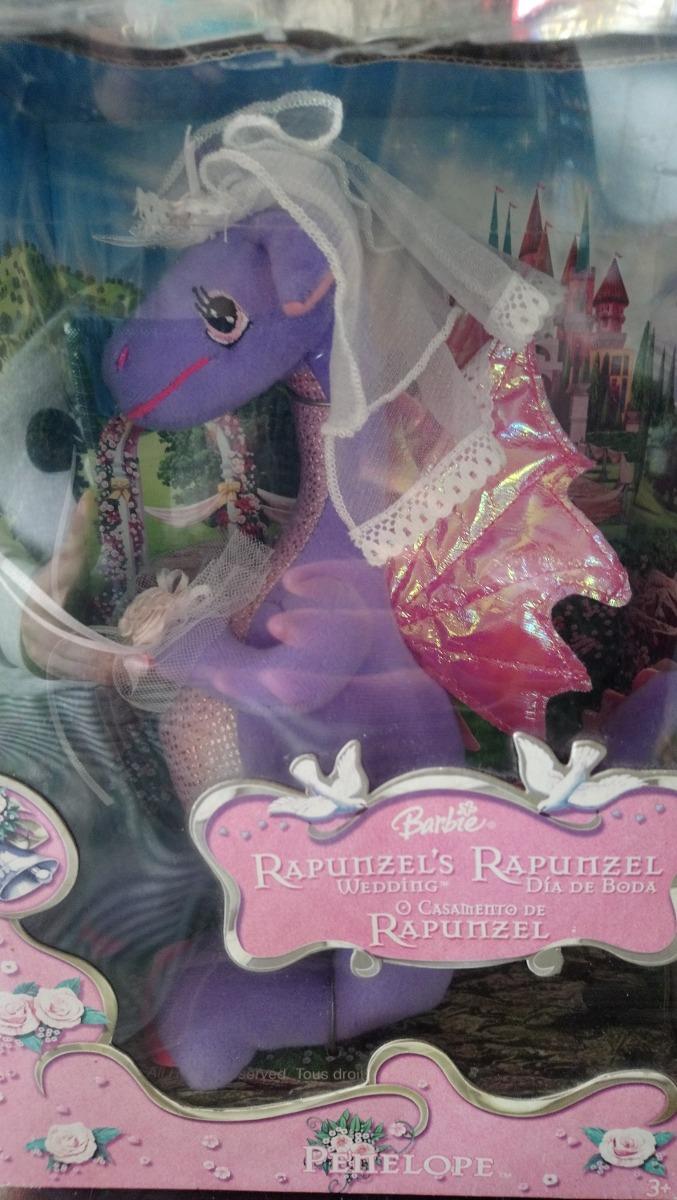 new appearance special sales pretty cool Penelope Peluche Barbie Rapunzel Vintage