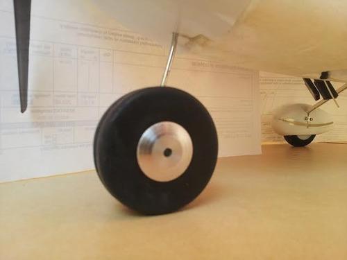peneus com rodas 100% aluminio fundido embalagem c/ 2 unidad