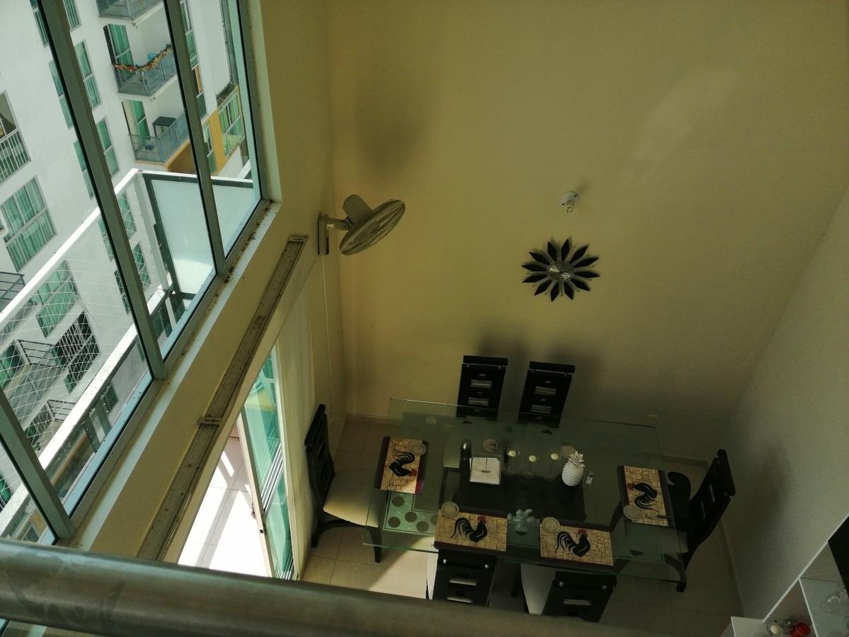 penhouse de 3 habitaciones y 3 baños