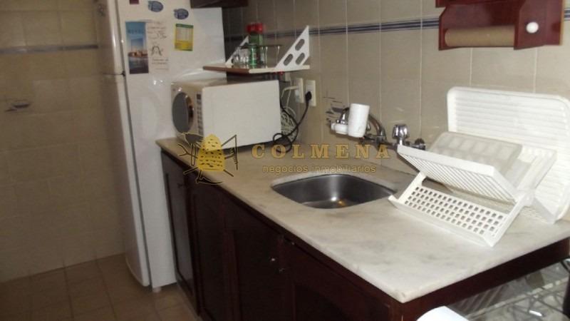 peninsula, 1 dormitorio, 1 baño, living comedor, cocina, garage, piscina. consulte!!!!!!!-ref:1059