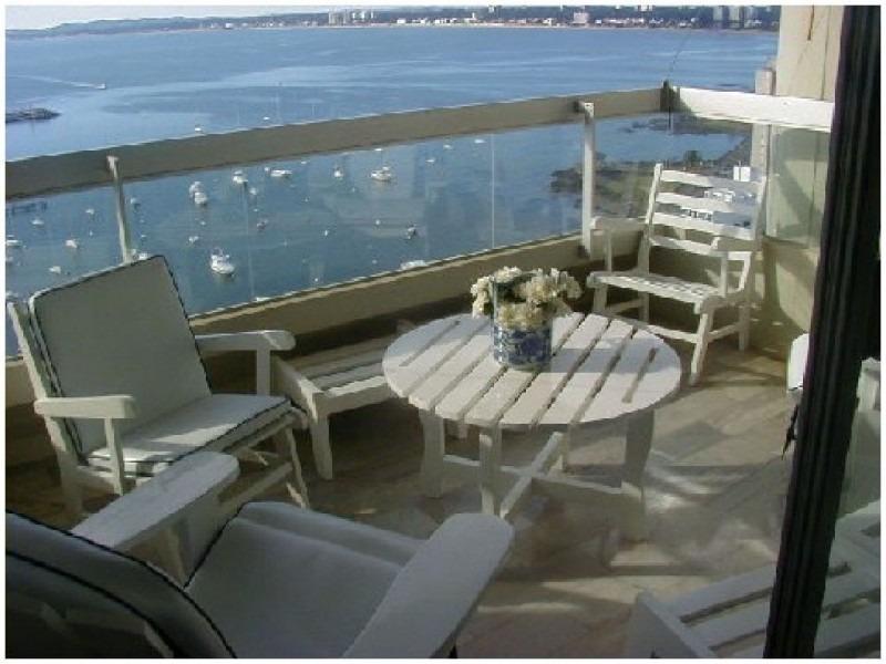península 3 dormitorios hermosa vista al puerto!   - ref: 8536