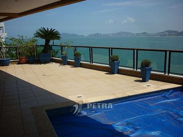 peninsula, deslumbrante, 180° de vista para o mar - pnl257-1