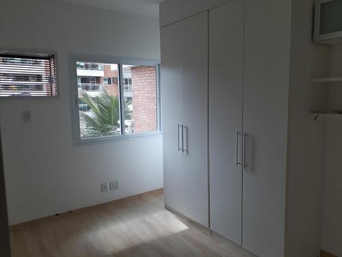 peninsula fit 1 - barra - apartamento de 3 quartos