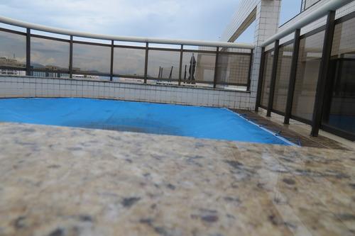 península green i - deslumbrante cobertura duplex com 5 qts