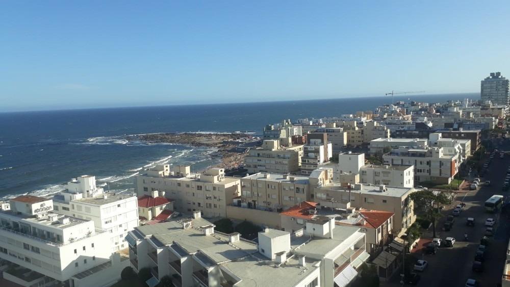 peninsula, vista directa al mar