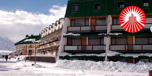 penitentes mendoza esqui nieve culi-patin ed. lomas blancas