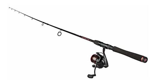 penn fierce ii spinning fishing reel & rod combo