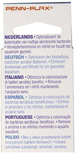 penn plax cascade 170 gph internal filter aquarium bio spong