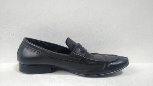 5aff1f19b7e Penny Loafers Zara Talla 43 Negros -   20.000 en Mercado Libre