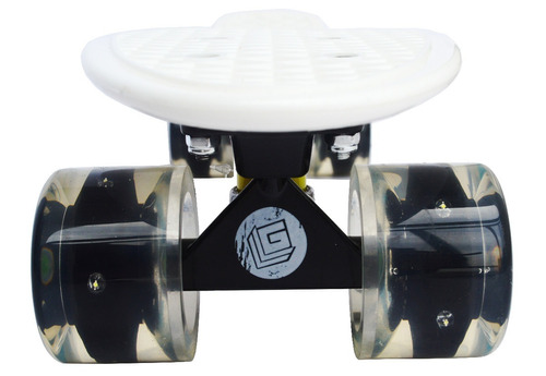 penny skateboard gravity +ruedas con luces led 3 colores
