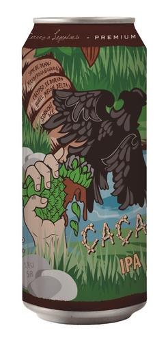 peñón del aguila cacao ipa - lata 473 ml