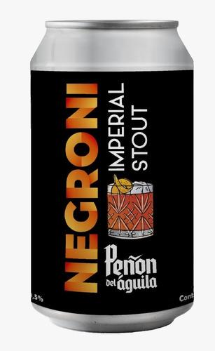 peñon del aguila negroni six pack - lata x 354 ml