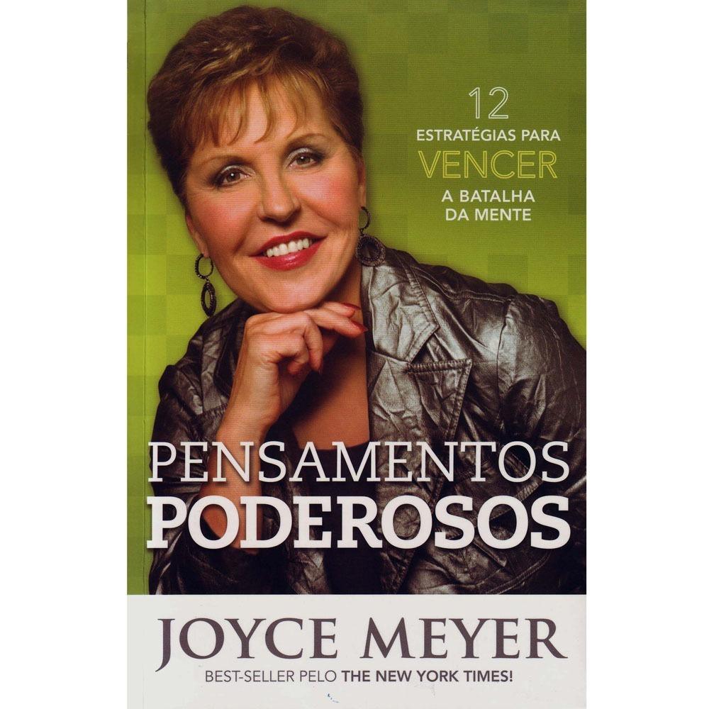 Pensamentos Poderosos Joyce Meyer Bello R 3990 Em Mercado Livre