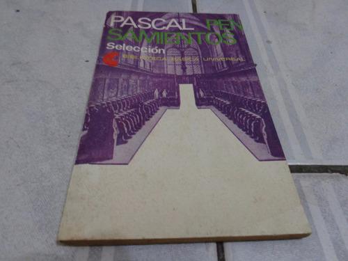 pensamientos ---- pascal