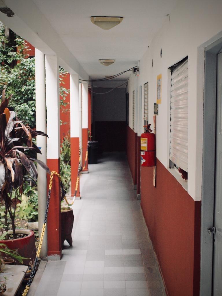pensión, hotel, alquiler de habitaciones en villa del parque