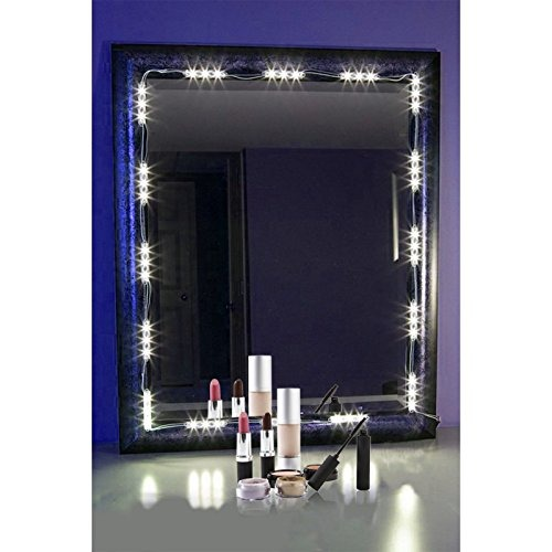 Penson lighted mirror led light para cosmetic makeup vanity penson lighted mirror led light para cosmetic makeup vanity aloadofball