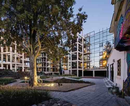 pent house cholula neoyorquino nuevo, roof garden, jacuzzi